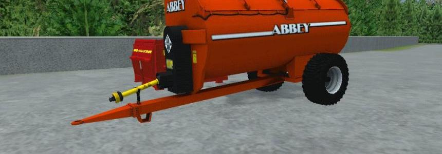 Abbey 2550 Side Spreader