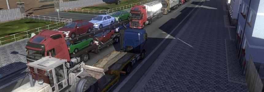 Adaptive Increased Traffic Mod v1.3