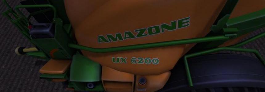 Amazone UX 6200 v1.0