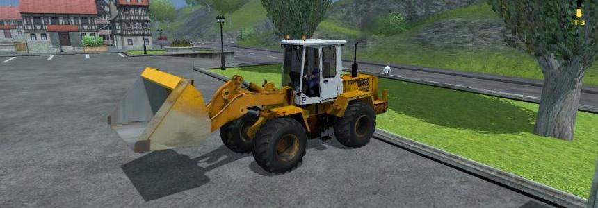 Amkodor 342 C4 More Realistic
