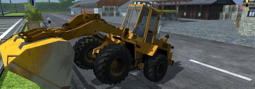 Amkodor 352 C More Realistic