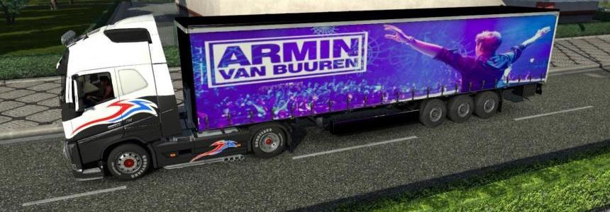 Armin van Buuren trailer
