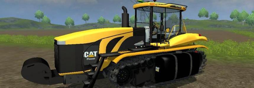 CAT CHALLENGER GIBRID V1.0