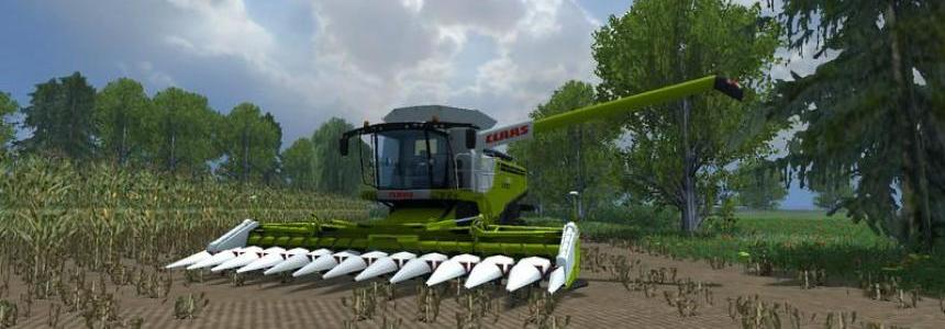 Claas Conspeed 12 75 v1.0