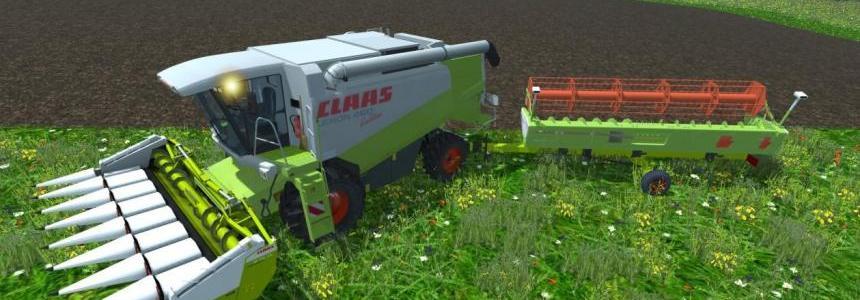 Claas Lexion 460 v1.0