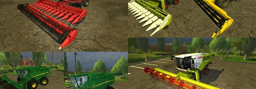 Combines Modpack for Big Farms