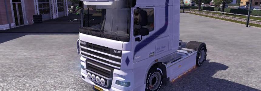 DAF – KSF Transport / BSJ Trans Ermelo 1.9.22