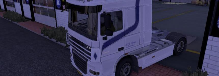 DAF – KSF Transport / BSJ Trans Ermelo