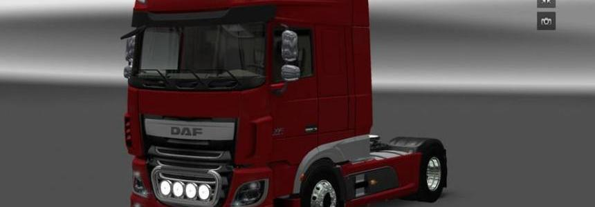 DAF XF 6 fixed
