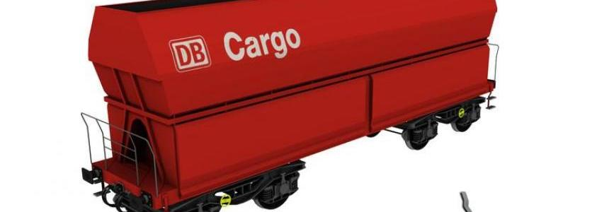 DB Cargo coal wagon v1.0