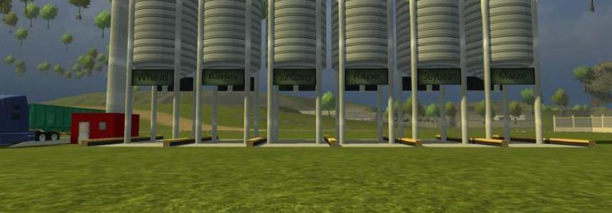 Farm silo v1.0