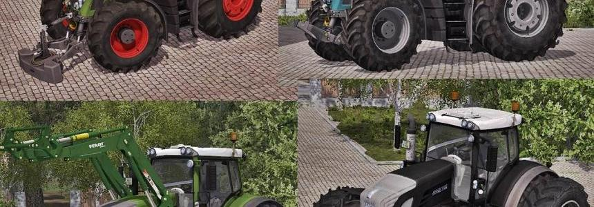 FENDT 936 VARIO Best Pack