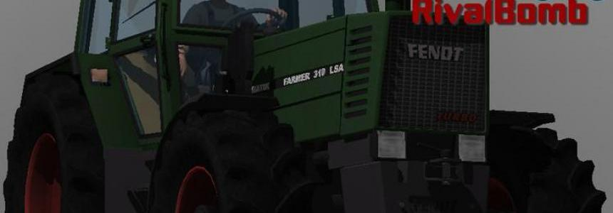 Fendt Farmer 310 LSA v0.94 MR