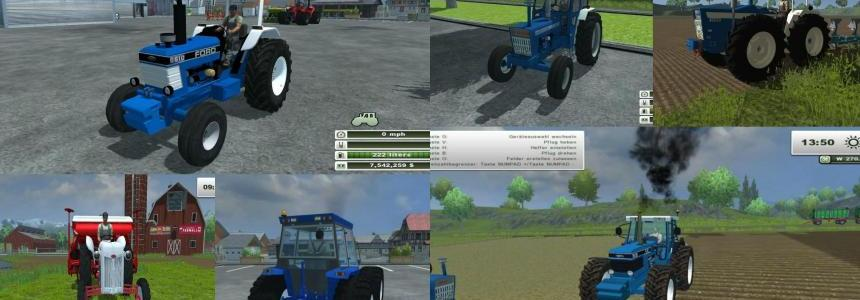 Ford Tractors Pack