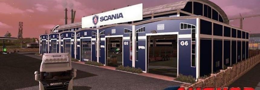 Garage Custom Scania 1.9.24.1s