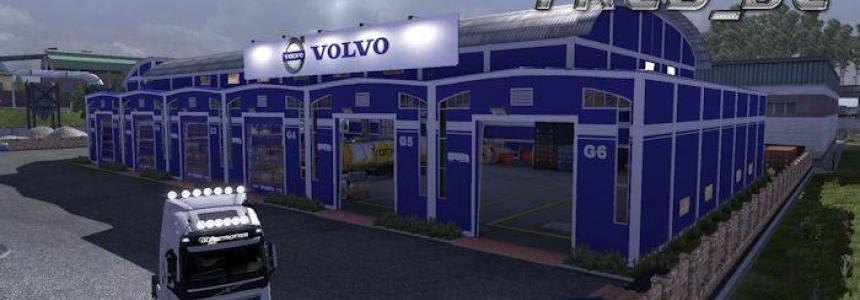 Garage Custom Volvo 1.9.24.1s
