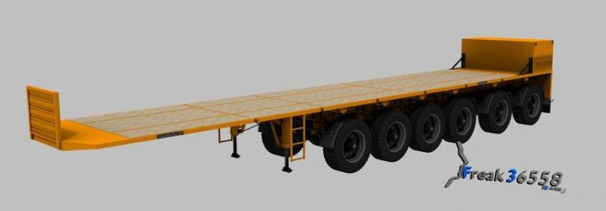Goldhofer 6 axle ballast v1.0 Franz Bracht Edition