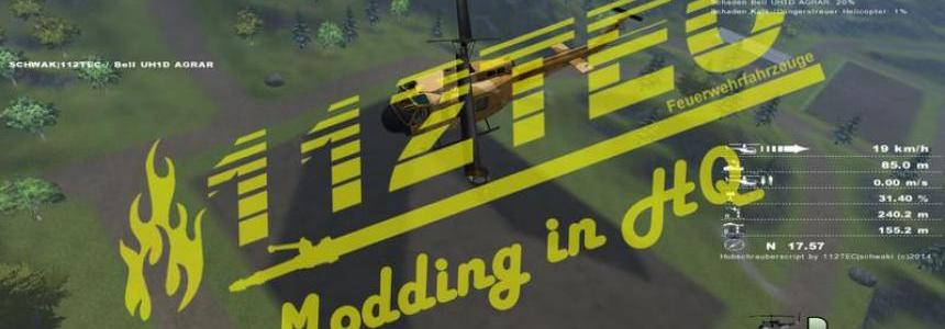 Helis spreader v1.1