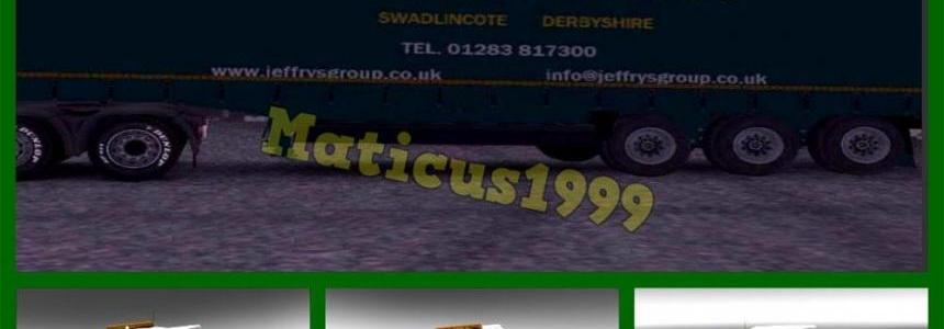 Jeffry's Haulage Skin Pack