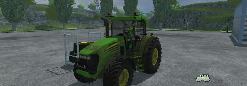 John Deere 7820 FL v2.0 Dirt