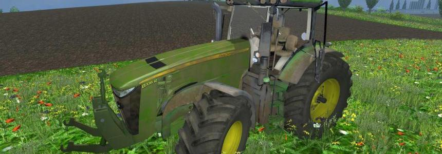 John Deere 8335R v2 Fixed FH