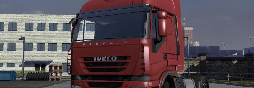 License plate Iveco
