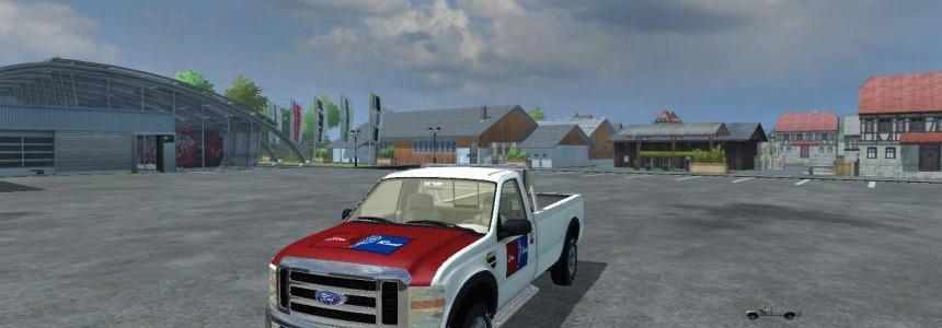 Lion Rent Ford F250 v1.0