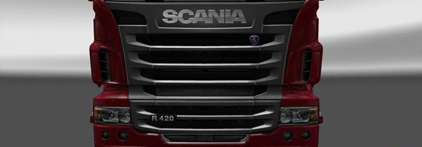 Lobar Kelsa for Scania R & Streamline