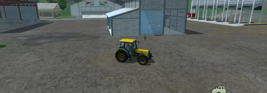 Machinery hall v1.0