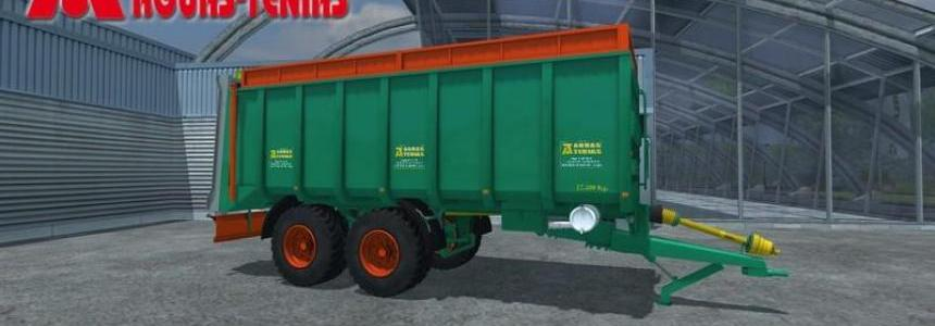 Manure Spreader Tandem v2.0 MR
