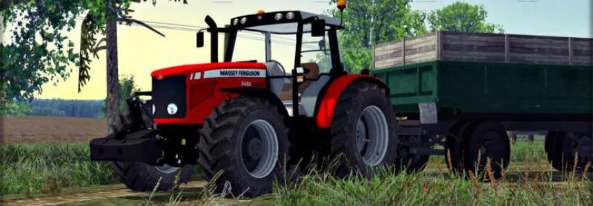 Massey Ferguson 6480 v3.0