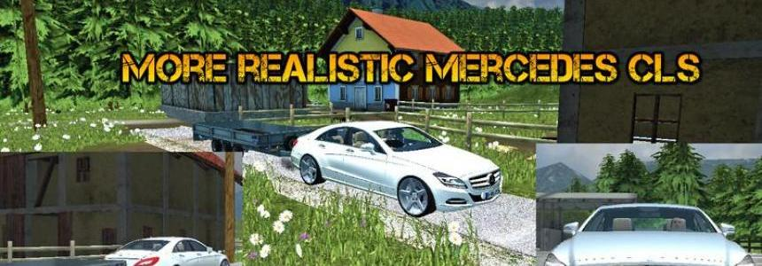Mercedes Benz E class v2.2 CLS MR FINAL