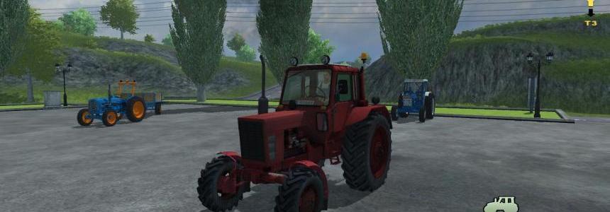 MTZ-82 More Realistic