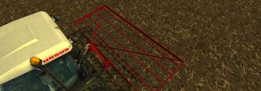 Multi sprayer herbicide Mod Striegel v1.0