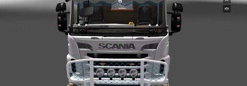 My Truck My rules Skin For Scania r2009