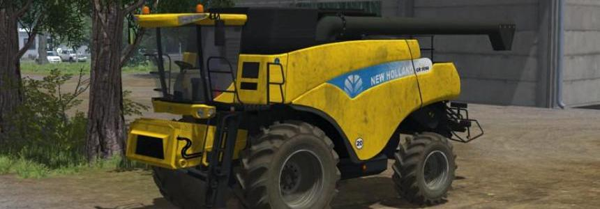 New Holland CR 9090 v3.0 Special Dirt