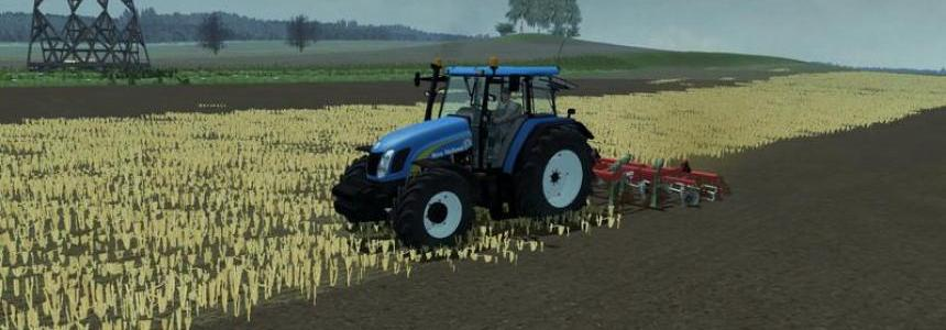 New Holland TL 100 Soundpack v1.0