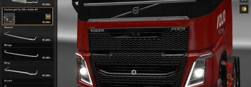 New Tuning Volvo FH 2013