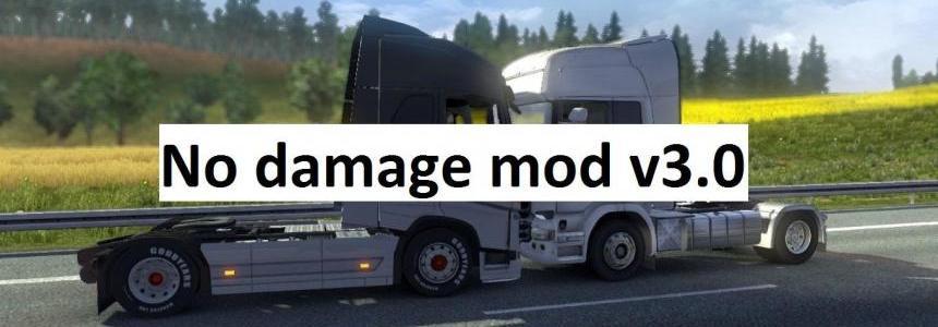 No damage mod v3.0