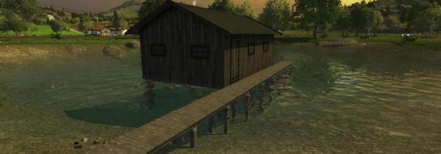 Old boathouse v1.0