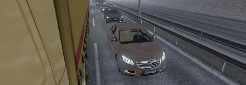 Opel Insignia Standalone AI car v1.0