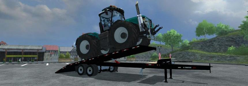 Oversize transport v3
