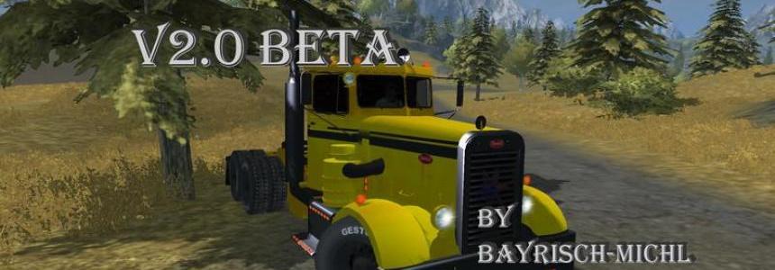 Peterbilt 281 Duel v2.0 beta