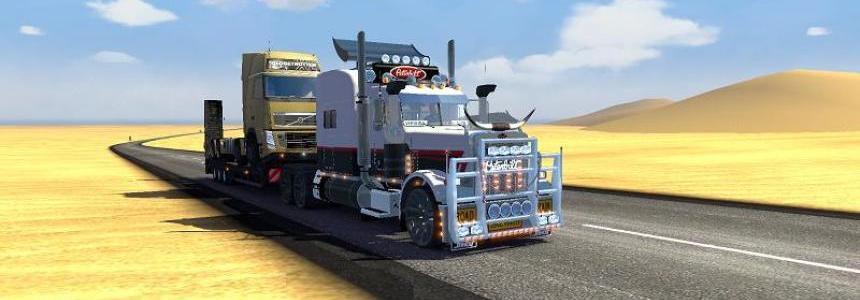 Peterbilt 389 6x6 Chassis