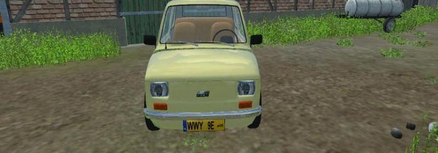 Polski Fiat 126p v1.0