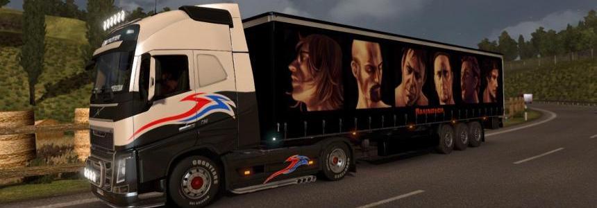 Rammstein trailer
