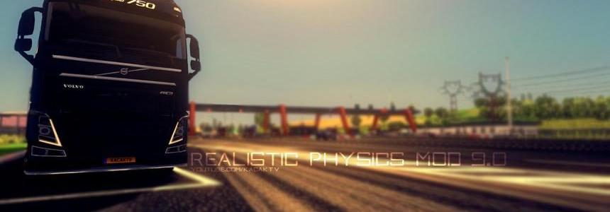 Realistic Physics Mod v9.0 | Official Version! 1.9.0+