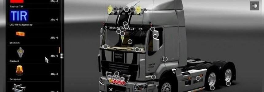 Renault Premium Mod