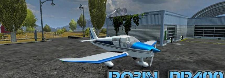 Robin DR400 v1.0