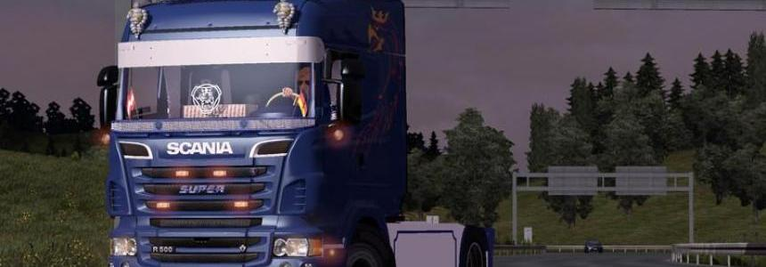 Scania Highline v1.0